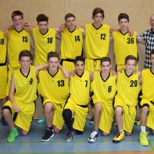 U16 Regionalliga - Team 2014/2015