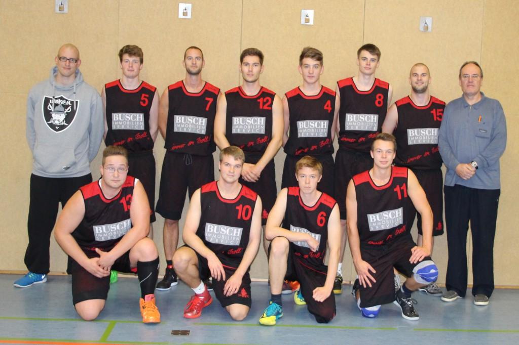 2014-11-02 2.Herren Mannschaftsbild